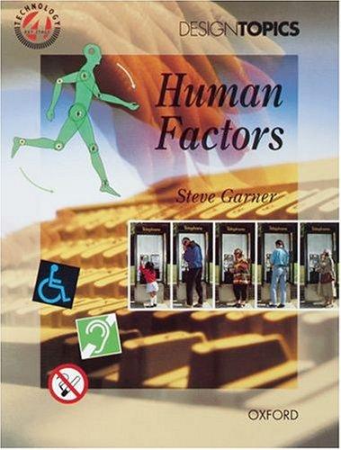 Human Factors (Design Topics) By Steve Garner
