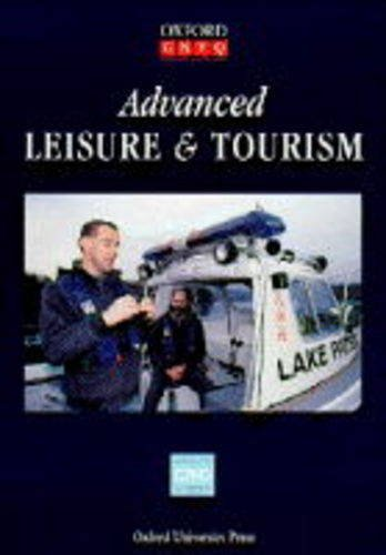 Advanced Leisure and Tourism By Cambridge Training & Development