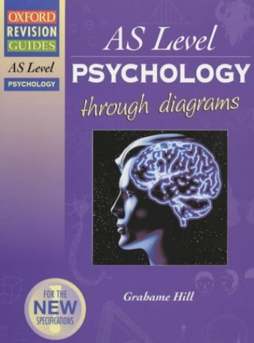 AS Level Psychology Through Diagrams By Grahame Hill