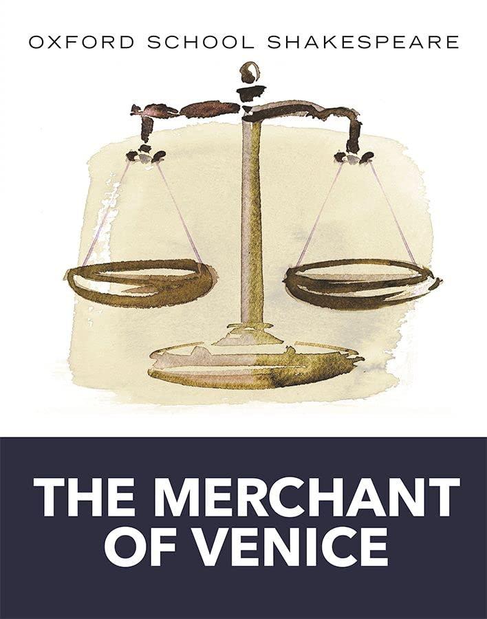 Oxford School Shakespeare: Merchant of Venice von William Shakespeare