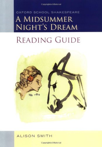 Midsummer Night's Dream By Alison Smith