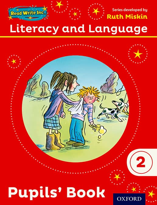 Read Write Inc.: Literacy & Language: Year 2 Pupils' Book By Ruth Miskin