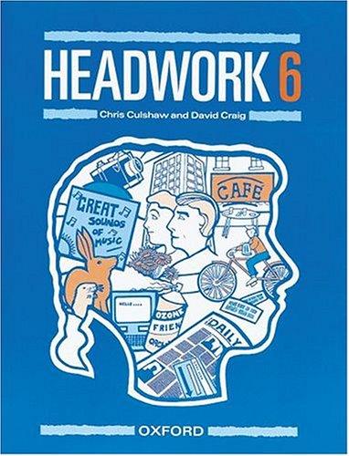 Headwork By Chris Culshaw