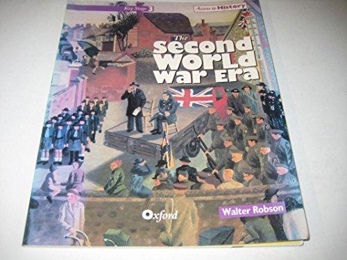 Second World War Era By Walter Robson