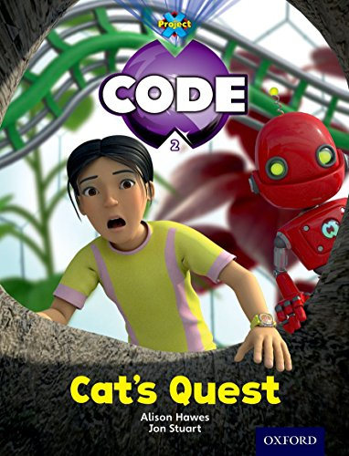 Project X Code: Bugtastic Cat's Quest By Janice Pimm