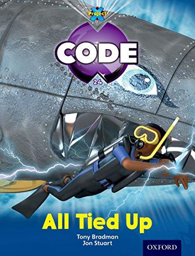 Project X Code: Shark All Tied Up By Tony Bradman