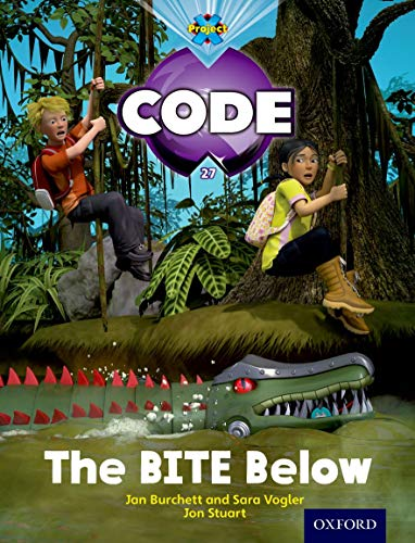 Project X Code: Falls The Bite Below By Jan Burchett