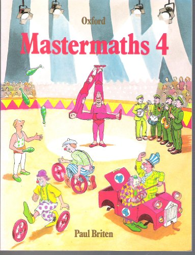 Mastermaths By Paul Briten
