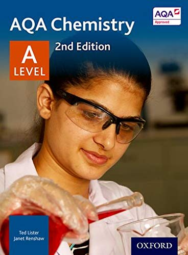 AQA Chemistry A Level Student Book By Ted Lister