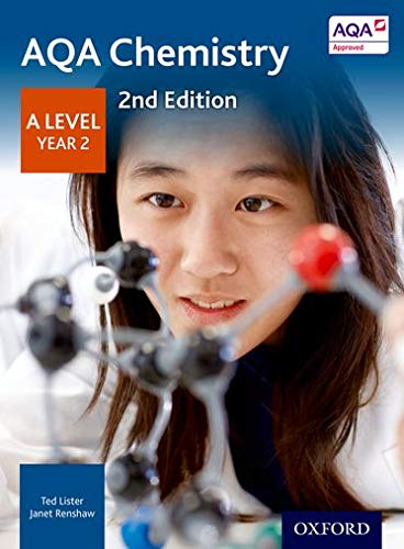 AQA Chemistry A Level Year 2 Student Book By Ted Lister