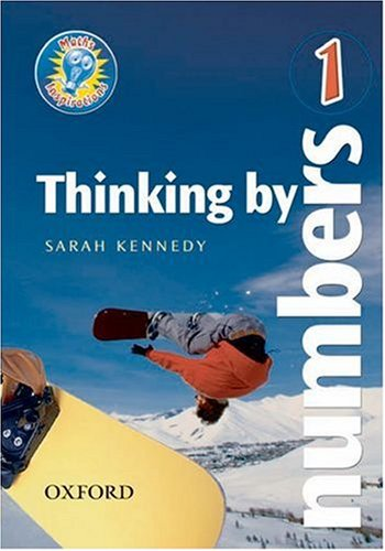 Maths Inspirations: Year 1/P2: Thinking By Numbers: Teacher's Notes By Sarah Kennedy