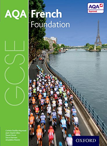 AQA GCSE French: Foundation Student Book By Steve Harrison