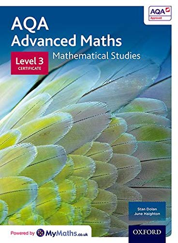 AQA Mathematical Studies Student Book By Stan Dolan