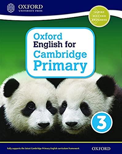 Oxford English for Cambridge Primary Student Book 3 By Izabella Hearn