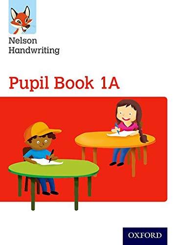 Nelson Handwriting: Year 1/Primary 2: Pupil Book 1A von Anita Warwick