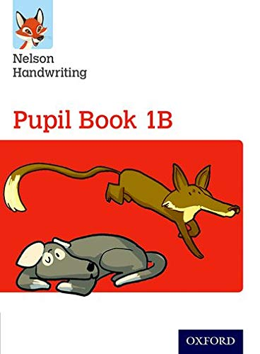 Nelson Handwriting: Year 1/Primary 2: Pupil Book 1B von Anita Warwick
