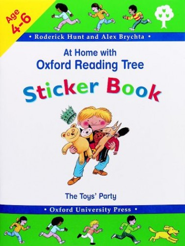 At Home with Oxford Reading Tree By Roderick Hunt