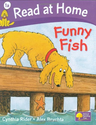 Read at Home: Level 1a: Funny Fish By Ms Cynthia Rider