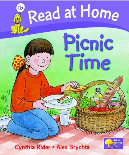Read at Home: More Level 1B: Picnic Time By Ms Cynthia Rider
