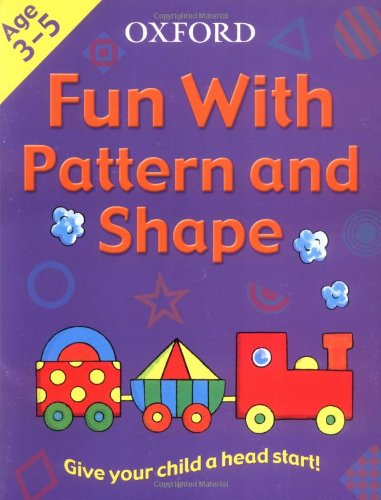 Fun With Pattern and Shape By Jenny Ackland