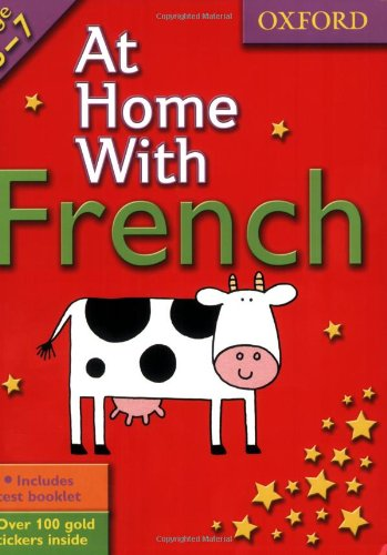 At Home with French (5-7) By Janet Irwin
