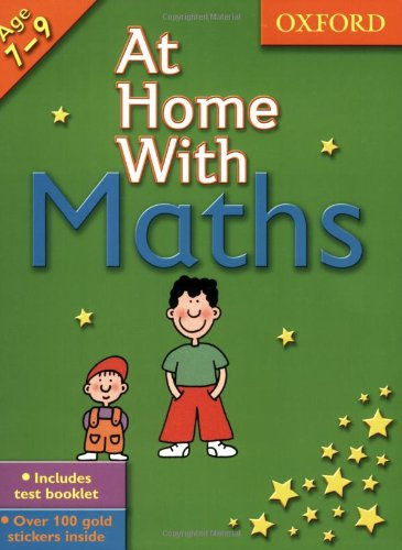 At Home with Maths (7-9) by Peter Patilla