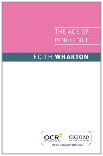 OCR The Age of Innocence By Edith Wharton