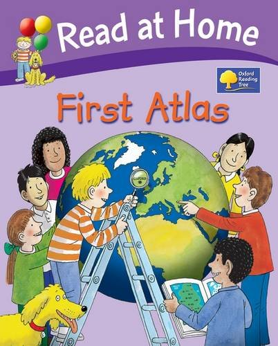 Oxford Reading Tree: Read at Home First Atlas By Roderick Hunt