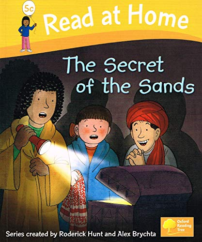 The Secret of the Sands (Oxford Reading Tree) By Roderick Hunt and Alex Brychta