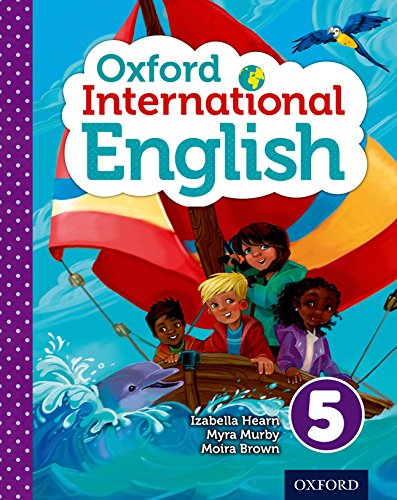 Oxford International Primary English Student Book 5 By Izabella Hearn
