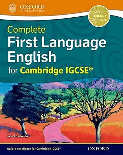 Complete First Language English for Cambridge IGCSE (R) von Jane Arredondo