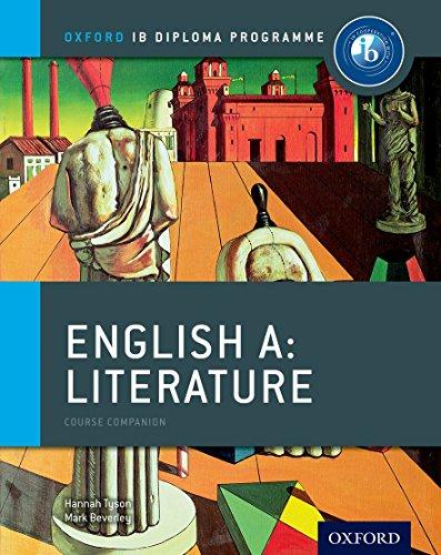 Oxford IB Diploma Programme: English A: Literature Course Companion von Hannah Tyson