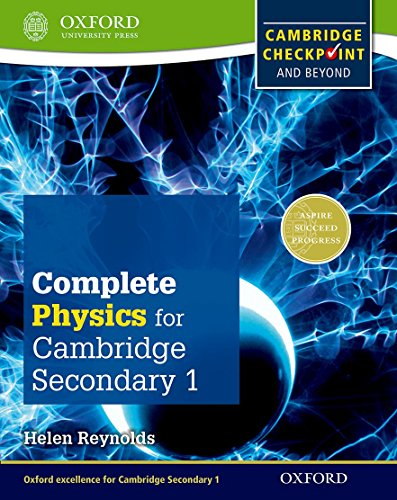 Complete Physics for Cambridge Lower Secondary (First Edition) von Helen Reynolds