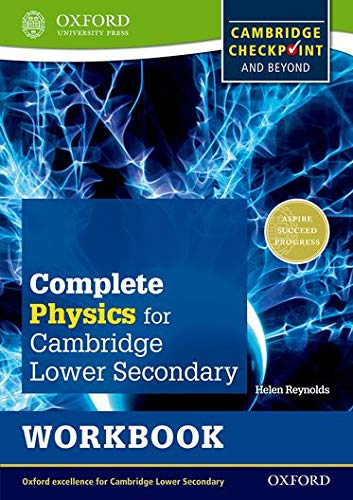 Complete Physics for Cambridge Lower Secondary Workbook (First Edition) von Helen Reynolds