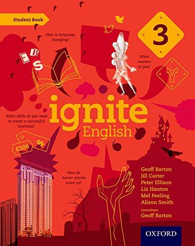 Ignite English: Student Book 3 von Geoff Barton
