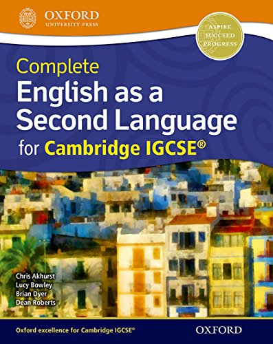 Complete English as a Second Language for Cambridge IGCSE (R): Student Book by Dean Roberts