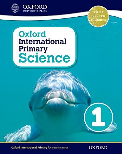 Oxford International Primary Science 1 von Terry Hudson