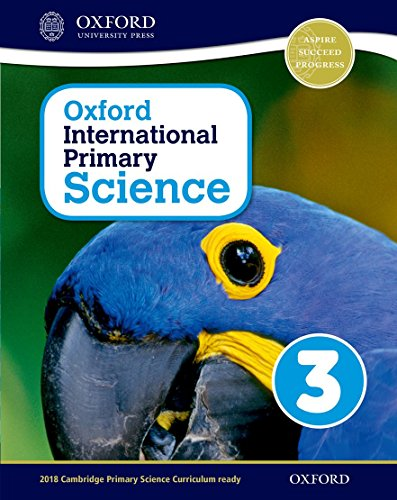 Oxford International Primary Science 3 By Series edited by Terry Hudson