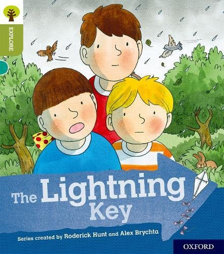 Oxford Reading Tree Explore with Biff, Chip and Kipper: Oxford Level 7: The Lightning Key By Paul Shipton
