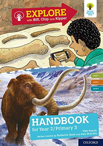 Oxford Reading Tree Explore with Biff, Chip and Kipper: Levels 7 to 9: Year 2/P3 Handbook By Tish Keech