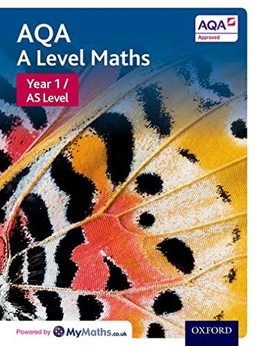 AQA A Level Maths: Year 1 / AS Student Book by David Bowles