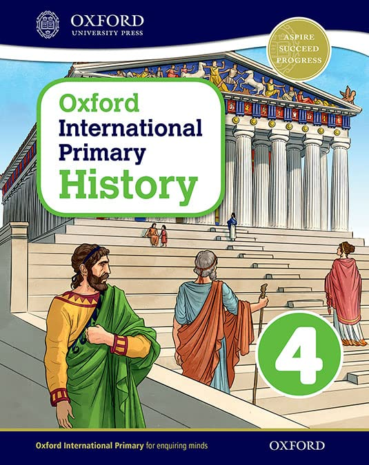 Oxford International Primary History: Student Book 4 By Helen Crawford