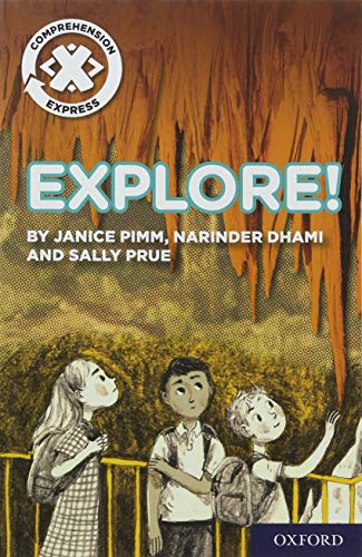 Project X Comprehension Express: Stage 1: Explore! Pack of 6 By Janice Pimm