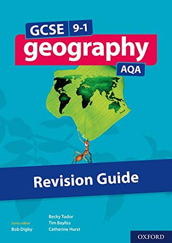 GCSE 9-1 Geography AQA Revision Guide By Tim Bayliss