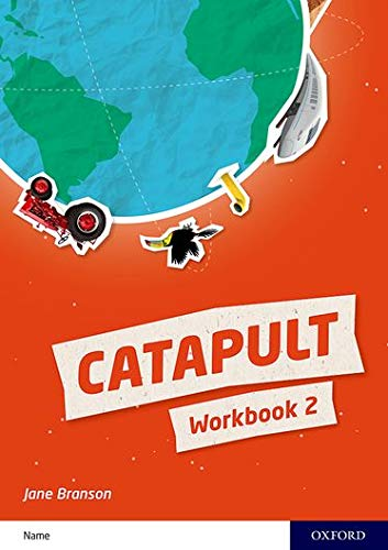 Catapult: Workbook 2 By Jane Branson