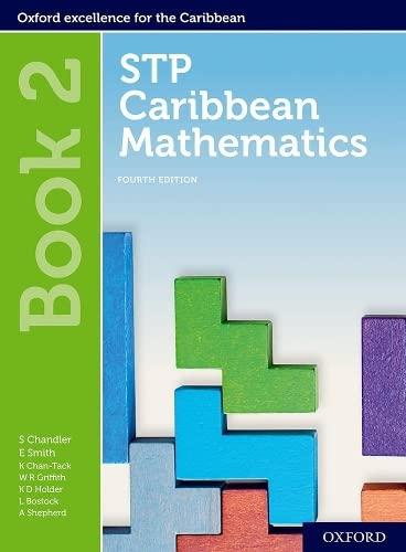 STP Caribbean Mathematics Book 2 By Chandler