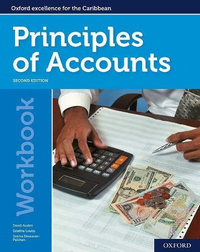 Principles of Accounts for CSEC By David Austen