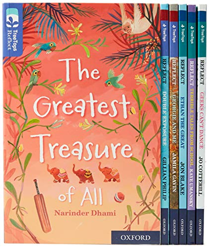 Oxford Reading Tree TreeTops Reflect: Oxford Levels 16-17: Mixed Pack By Jo Cotterill