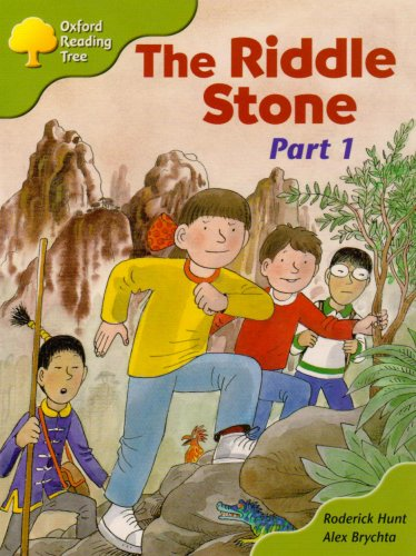 Oxford Reading Tree: Stage 7: More Stories: the Riddle Stone By Roderick Hunt