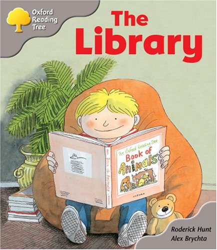 Oxford Reading Tree: Stage 1: Kipper Storybooks: The Library By Roderick Hunt